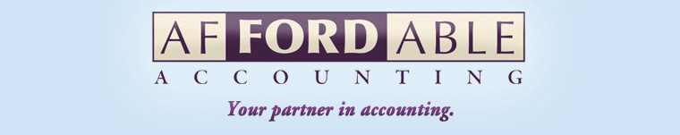 Affordable Accounting  |  Your partner in accounting.